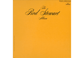 Rod Stewart - The Rod Stewart Album (CD)
