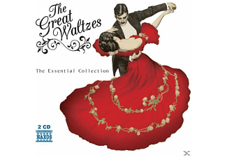 VARIOUS - The Great Waltzes - (CD)