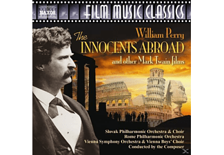 William Perry - The Innocents Abroad - (CD)