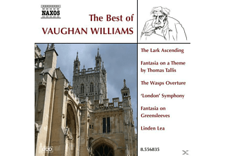 VARIOUS - Best Of Vaughan Williams - (CD)