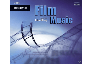 Discover Film Music - 2 CD + Buch - Hörbuch