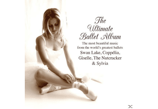 VARIOUS - The Ultimate Ballet Album - (CD)