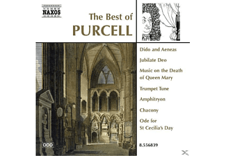 Purcell, VARIOUS - The Best Of Purcell - (CD)