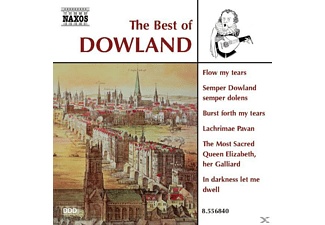 Dowland, VARIOUS - The Best Of Dowland [CD]