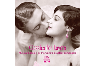 VARIOUS - Classics For Lovers - (CD)