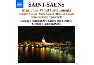 Canada's National Arts Centre - Musik Für Blasinstrumente - (CD)