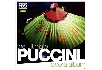 VARIOUS - The Ultimate Puccini Opera Album - (CD)