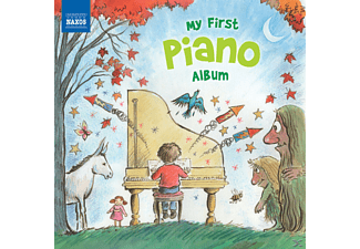 VARIOUS - My First Piano Album - (CD)