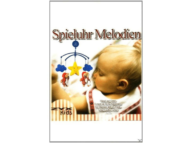 VARIOUS - Spieluhrmelodien - (MC (analog))