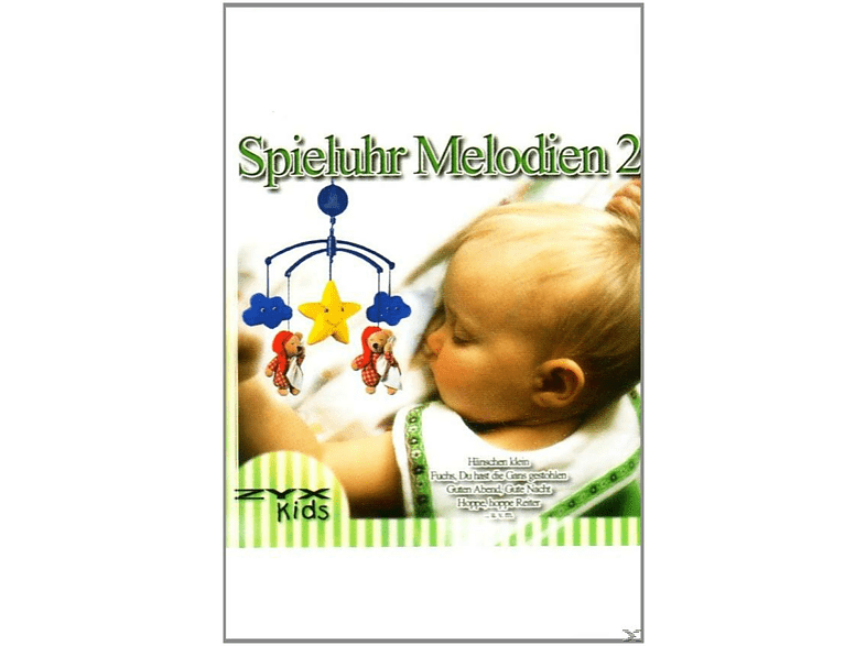 VARIOUS - Spieluhrmelodien Vol.2 - (MC (analog))