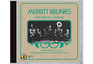 VARIOUS - Merritt Brunies & Friars Inn Orches - (CD)