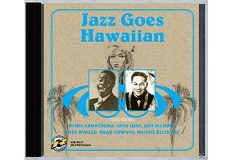 VARIOUS - Jazz Goes Hawaiian - (CD)