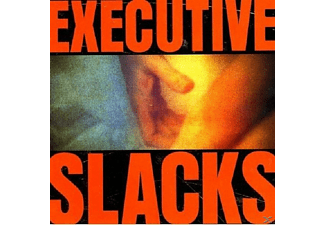 Executives Slacks - Fire & Ice-Deluxe Edition - (CD)