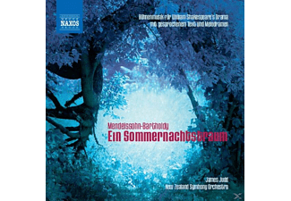 James & Nzso Judd - Ein Sommernachtstraum (Deutsch) - (CD)