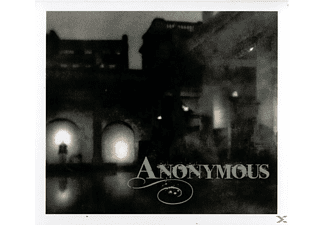 VARIOUS - Anonymous - (CD)