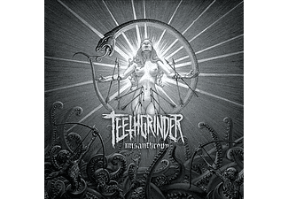 Teethgrinder - Misanthropy (Digipak) (CD)