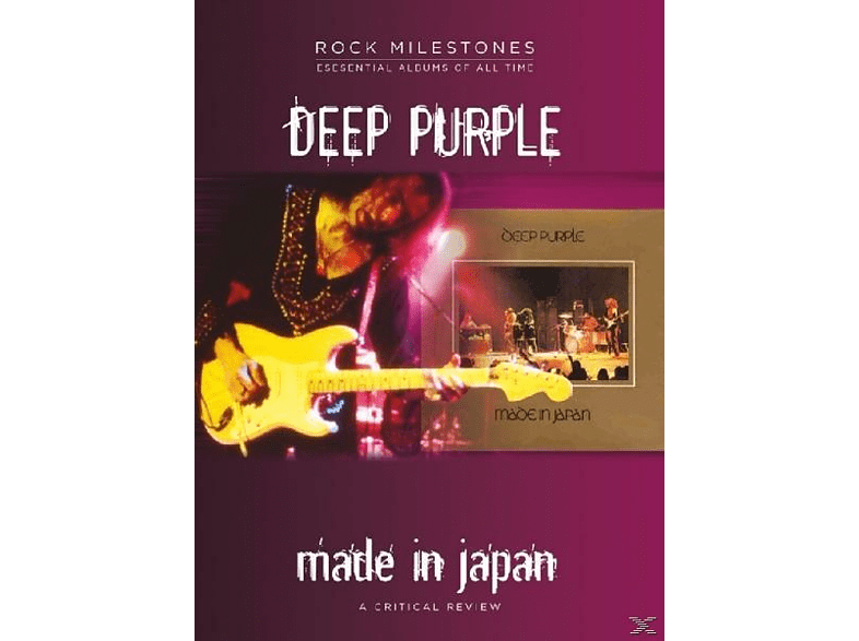 Deep Purple - Made In Japan-A Critical Review [DVD]