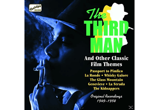 VARIOUS - The Third Man - (CD)