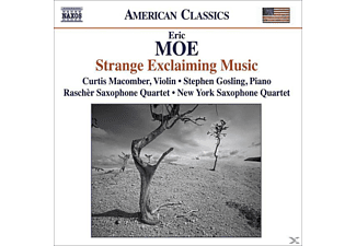 VARIOUS - Strange Exclaiming Music - (CD)