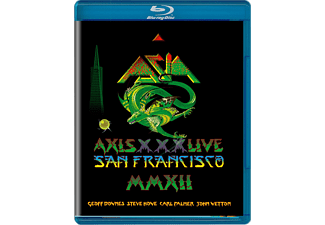 Asia - Axis XXX - Live in San Fransisco MMXII (Blu-ray)
