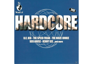 Various - W.O.Hardcore - (CD)