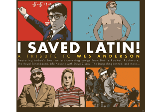 VARIOUS - I Saved Latin! A Tribute To Wes And [CD]