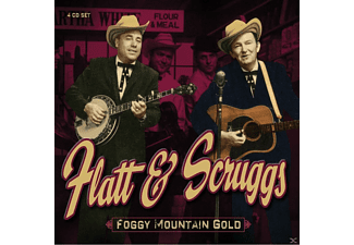 Flatt & Scruggs - Foggy Mountain Gold - (CD)