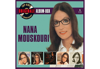 Nana Mouskouri - Originale Album-Box - (CD)