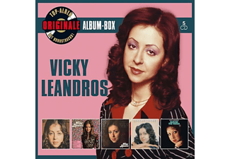 Vicky Leandros - Originale Album Box - (CD)