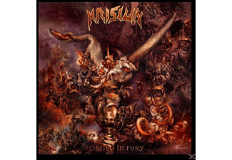 Krisiun -  Forged In Fury [CD]