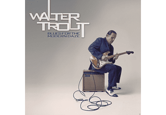 Walter Trout - Blues For The Modern Daze - (Vinyl)
