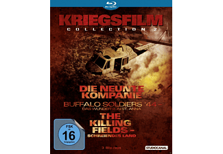 Kriegsfilm Collection 2 - (Blu-ray)