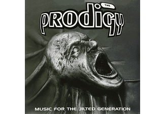 The Prodigy - Music For The Jilted Generation - (Vinyl)