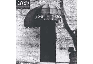 Neil Young - Live At The Cellar Door - (Vinyl)