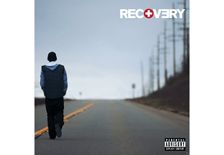 Eminem - Recovery (Explicit Version-Ltd.Edt.) - (Vinyl)