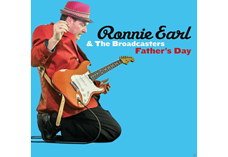 Ronnie And The Broadcasters Earl - Father's Day - (CD)