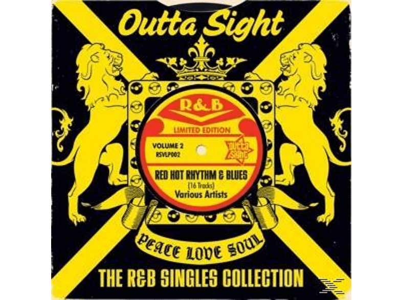 VARIOUS - The R&B Singles Collection Lp Vol.2 (Remastered) [Vinyl]