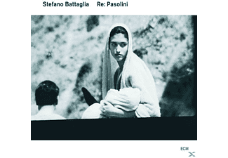Battaglia Stefano - Re: Pasolini - (CD)