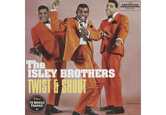The Isley Brothers - Twist & Shout - (CD)