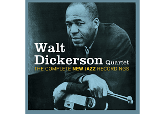 Walt Quartet Dickerson - Complete Live At The Americana - (CD)