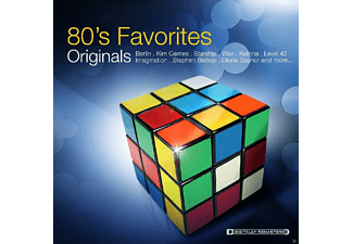VARIOUS - 80's Favorites Originals - (CD)