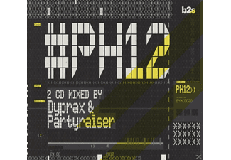 VARIOUS - Ph12-Mixed By Dyprax & Partyraiser - (CD)