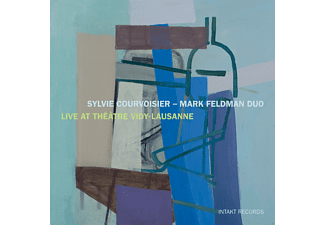 Sylvie Courvoisier, Mark Feldman - Live At Theatre Vidy - Lausanne - (CD)