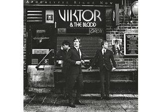 Victor & The Blood - Apocalypse Right Now - (CD)