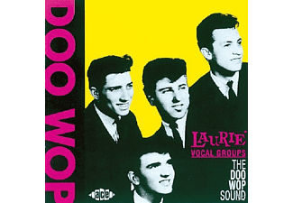 Laurie Vocal Groups: The Doo Wop Sound - 1 CD - Sonstige