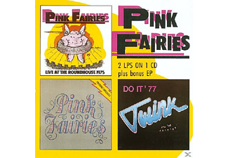 Pink Fairies - Live At The Roundhouse/Previously Unreleased/Do It - (CD)