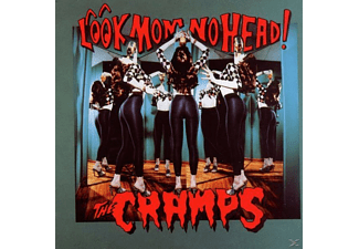 The Cramps - Look Mom No Head! - (CD)