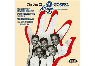 Best Of King Gospel - 1 CD - Sonstige