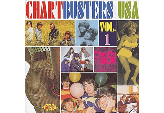 VARIOUS - Chartbusters Usa 1 - (CD)