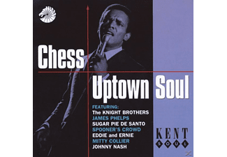 VARIOUS - Chess Uptown Soul [CD]